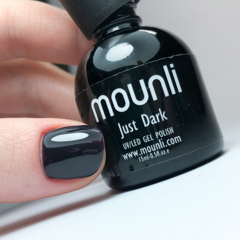 Oja Semipermanenta Just Dark