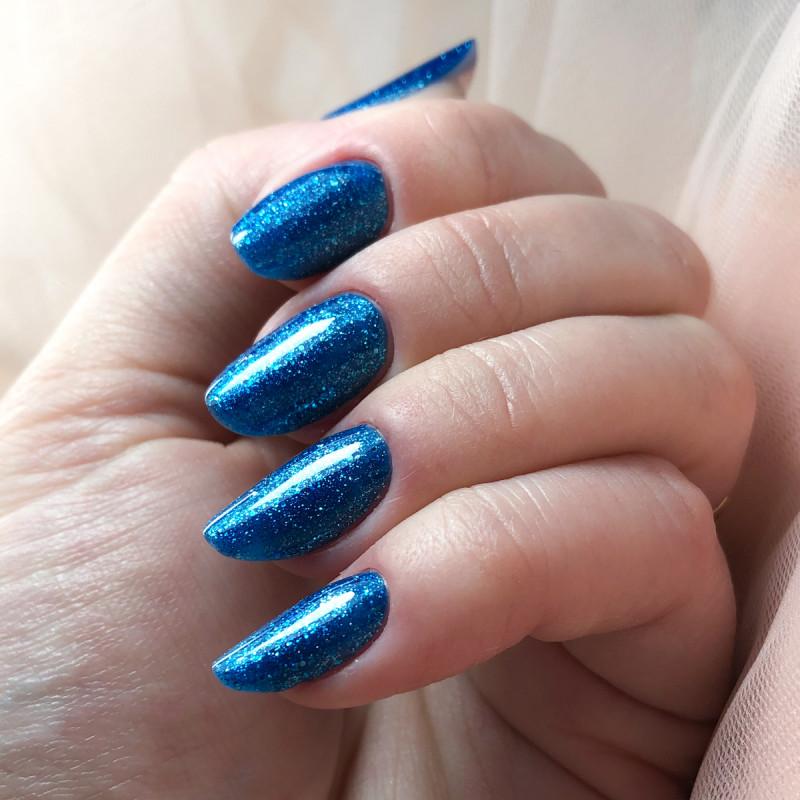 Oja Semipermanenta Disco Blue