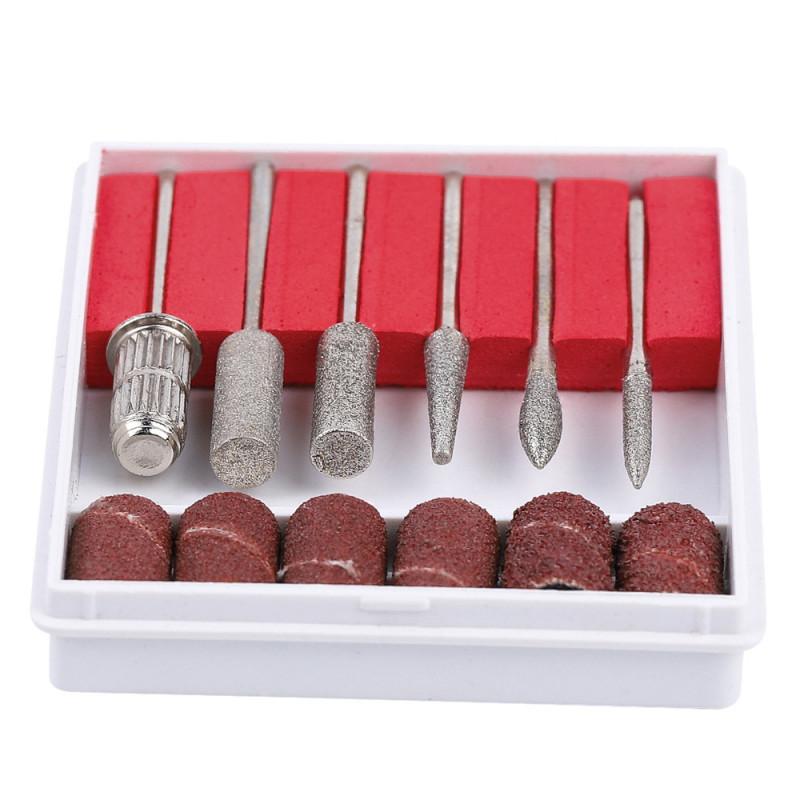 Set 6 rezerve freza electrica