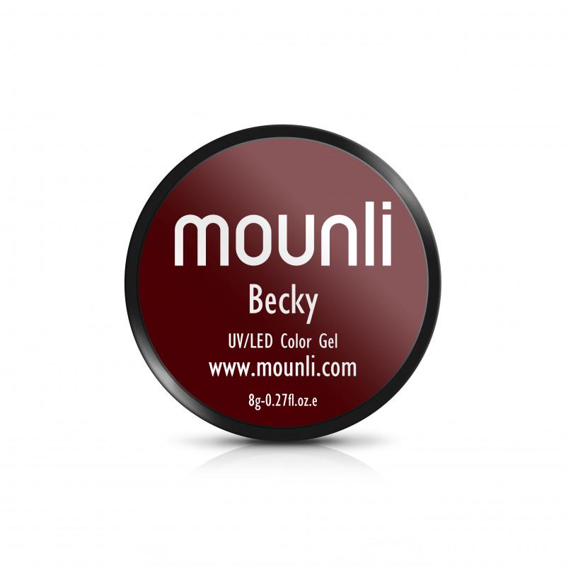 Gel UV color Becky 8ml