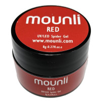 Gel UV Spider Red 8ml