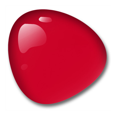 Oja Semipermanenta Super Ferrari Red nail art