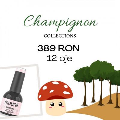Champignon Collection nail art