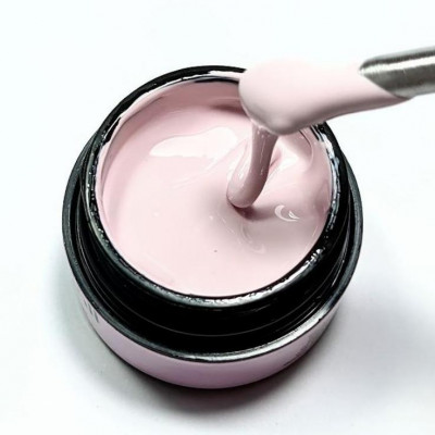 Gel UV color Sandy Nude 8ml nail art