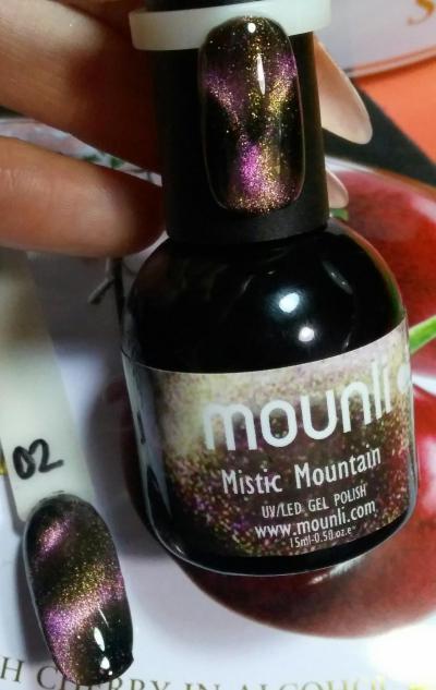 Oja Semipermanenta Mistic Mountain