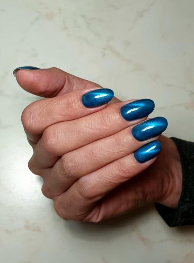 Oja Semipermanenta Cave Blue