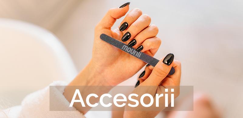 Accesorii unghii